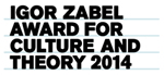 Russian art historian, writer and curator Ekaterina Degot receives the Igor Zabel Award for Culture and Theory 2014