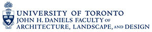 Daniels Faculty of Architecture, Landscape and Design at University of Toronto announce the 2015 MVS Proseminar