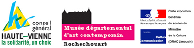 Spring 2015 exhibitions at Musée d'art contemporain de Rochechouart