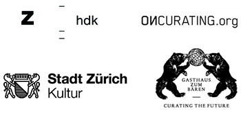 INVOLVEMENT REQUIRES PERCEPTION discussion and closing night, supported by Zurich University of the Arts (ZHdK)