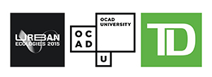 Registration is open—Urban Ecologies Conference 2015 at OCAD University