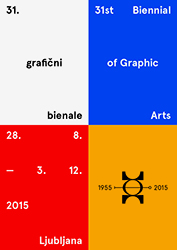 Programme announced for the 31st Biennial of Graphic Arts, Ljubljana: Over you / you