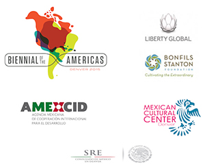 Artists announced for 2015 Biennial of the Americas