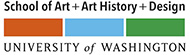 2015 MFA and MDes thesis exhibition at University of Washington School of Art + Art History + Design