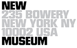 2015 summer exhibitions at New Museum