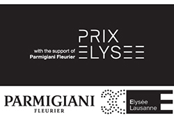Martin Kollar wins the Prix Elysée, with the support of Parmigiani Fleurier