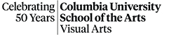 Columbia University School of the Arts open studios and open house fall 2015