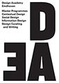 Call for applications: Master programmes at Design Academy Eindhoven