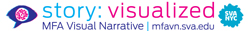 Call for applications: MFA Visual Narrative at School of Visual Arts (SVA)
