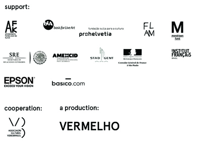 VERBO Performance Art Festival 2017 presented by Vermelho