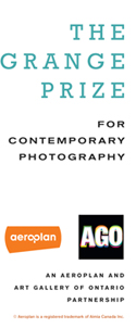 The Grange Prize announces 2012 Shortlist
