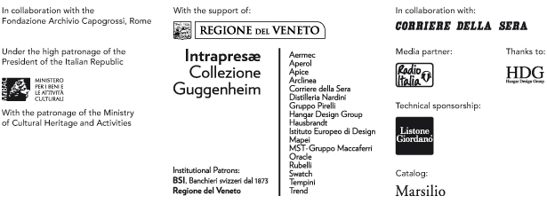 Giuseppe Capogrossi at Peggy Guggenheim Collection