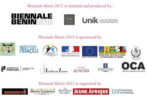 Biennale Bénin 2012. Inventing the Word: The Artist as Citizen