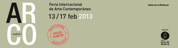 Talks and panels at ARCOmadrid 2013