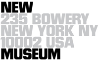 New Museum announces 2013 programming for Museum as Hub