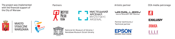 Ukrainian News at Centre for Contemporary Art Ujazdowski Castle