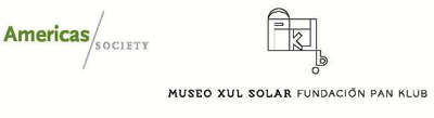 Xul Solar and Jorge Luis Borges at Americas Society