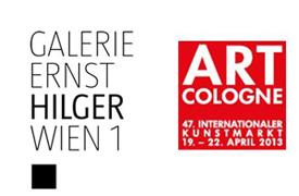 Gallery Ernst Hilger at Art Cologne 2013