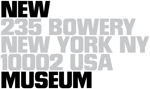 Spring 2014 exhibitions at the New Museum