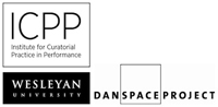 """Wesleyan University's ICPP program and Danspace Project present """"Curating as a verb: What is artist-centered curatorial practice?"""""""