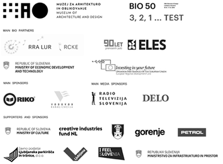 BIO 50: 24th Biennial of Design, Ljubljana, Slovenia
